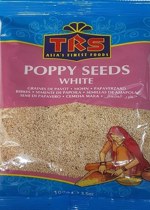 Poppy Seed White