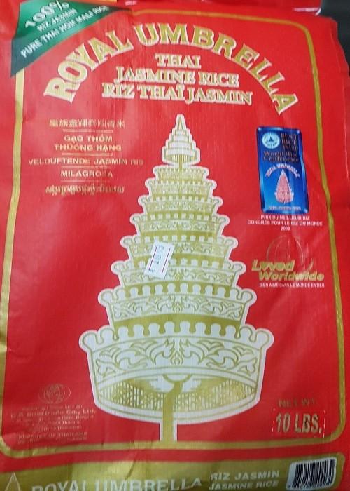 Royal Umbrella Thai Jasmine Rice