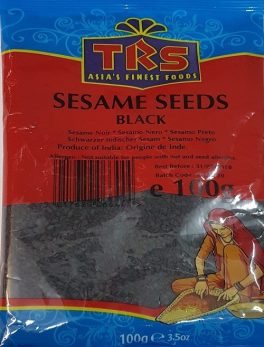 Sesame Seeds Black