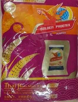 Thai Horn Mali Rice