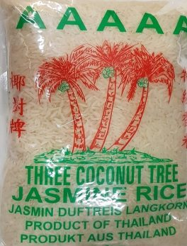 Three Coconut Tree Jasmine Rice