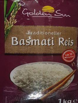 Traditioneller Basmati Reis 1Kg