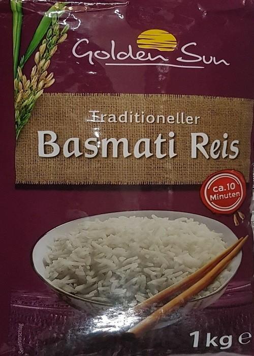 Traditioneller Basmati Reis 1Kg
