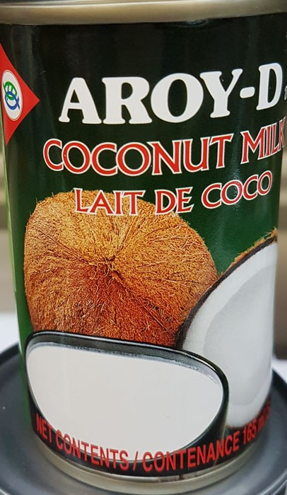 ARAY-D Coconut Milk, 140g