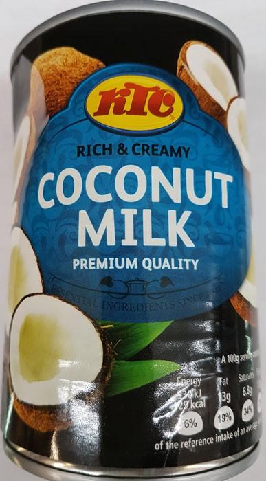 KTC Coconut Milk, 400g