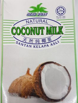 HENG GUAN Coconut Milk, 1000ml