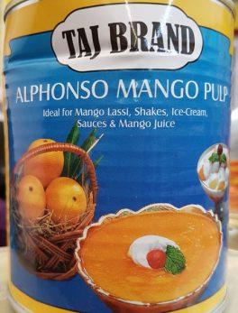 TAJ Mango Pulp, 850g