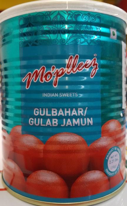 Gulab JAMUN, 1000g, Haldirams-Moopleez