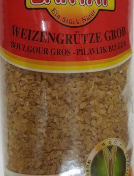 BAKTAT Burgul-Pilavlik, Craked Wheat, 500g