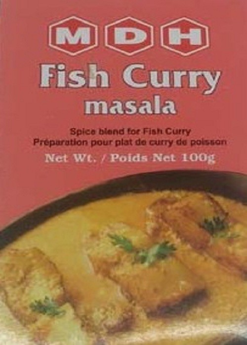 Fish Curry Masala
