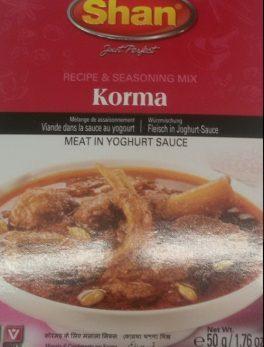 Shan Korma