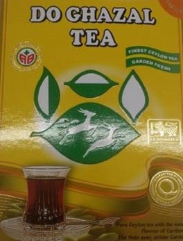 Do Ghazal Tea