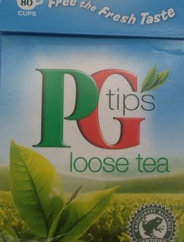 PG Loose tea