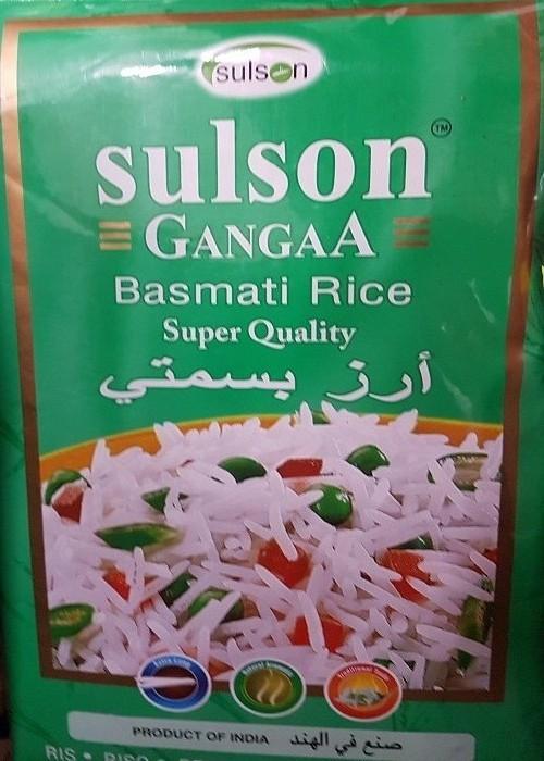 Sulson Gangaa Basmai Rice