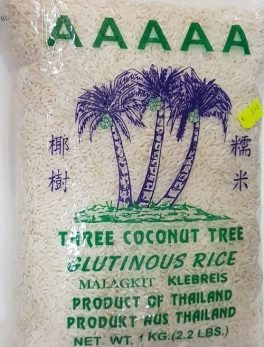 Tree Coconut Tree Glutinous Rice