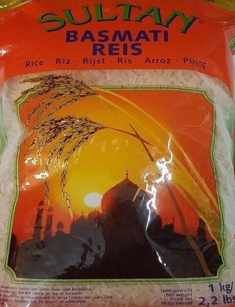 Sultan Super Basmati Rice Reis_Tukwila Online Market