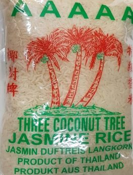 Three Coconut Basmati Rice