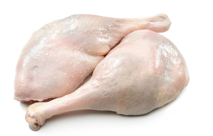 Hähnchen Schenkel, Chicken Legs