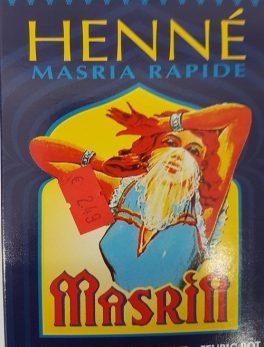 Henne Masria Rapide Marsill