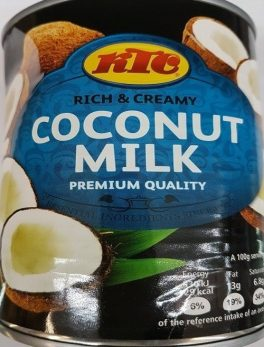 Coconut Milk Rich & Creamy