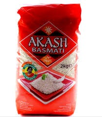 Akash Basmati Rice - أرز , Reis, 1kg