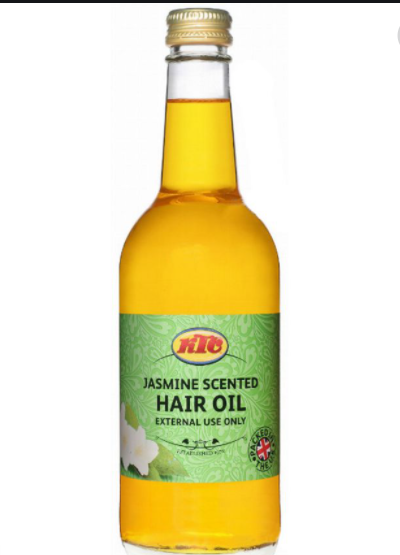 KTC Jasmine scented hair oil 250ml_Tukwila Online Market in Germany