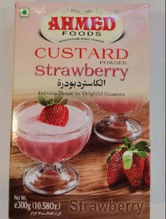 Custard Powder Strawberry Erdbeer-1-Tukwila Online Market in Germany