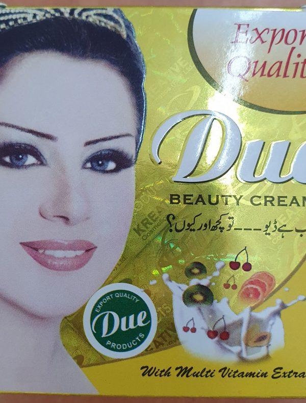 Due Beauty Ctream_Tukwila