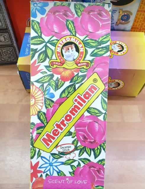 Metromilam-rose-Agarbhati-Tukwila online grocery store in Germany
