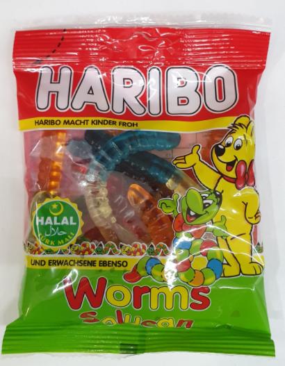 Haribo-Worms-halal-Tukwila Online Market in Germany