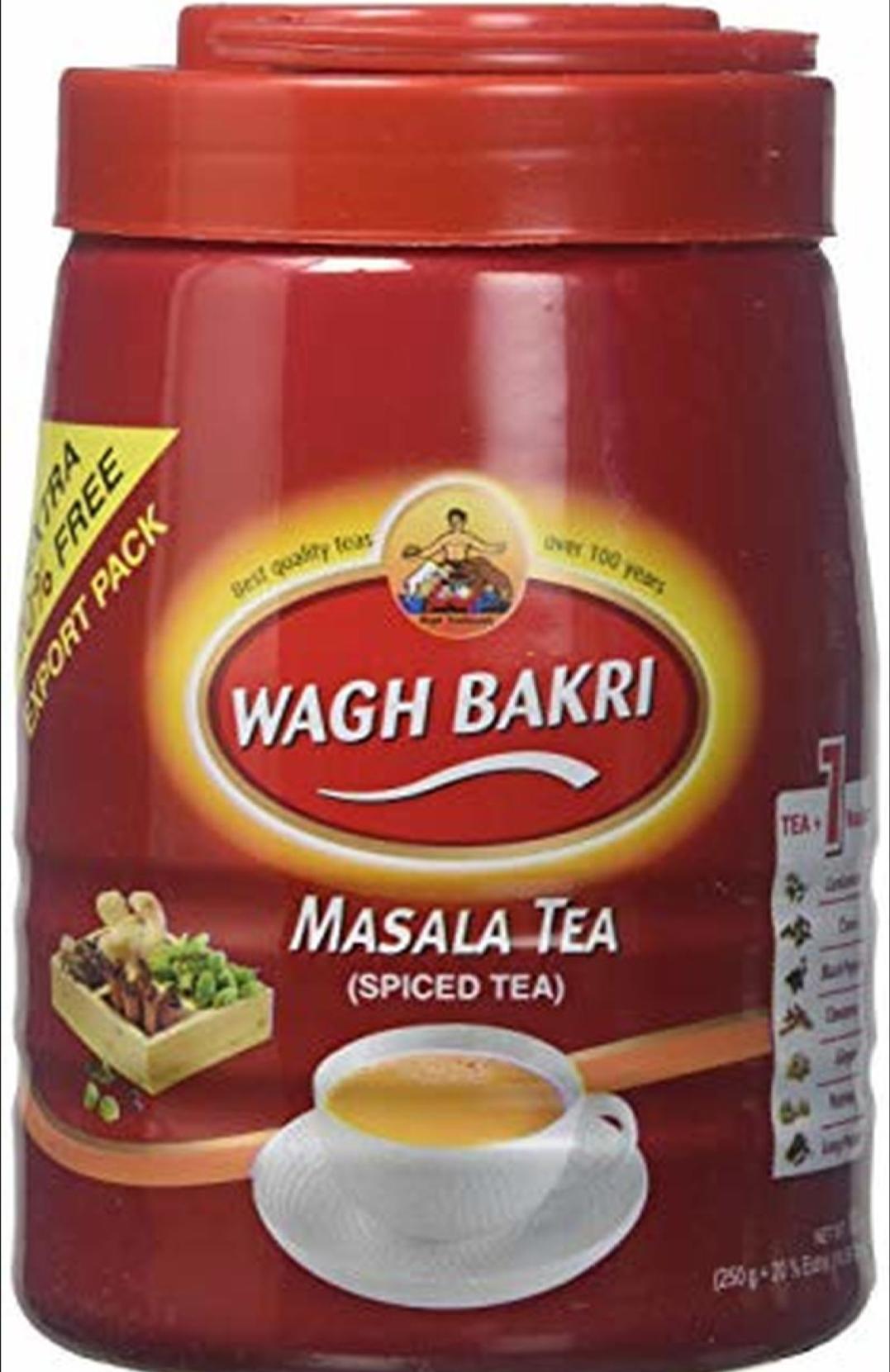 Wagh Bakri Masala Tea