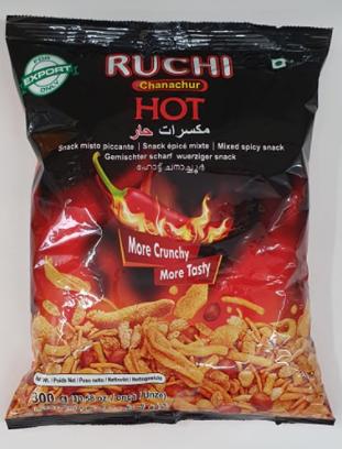 Ruchi Hot Chanachur-300g-1-Tukwila Online Grocery Market in Germany