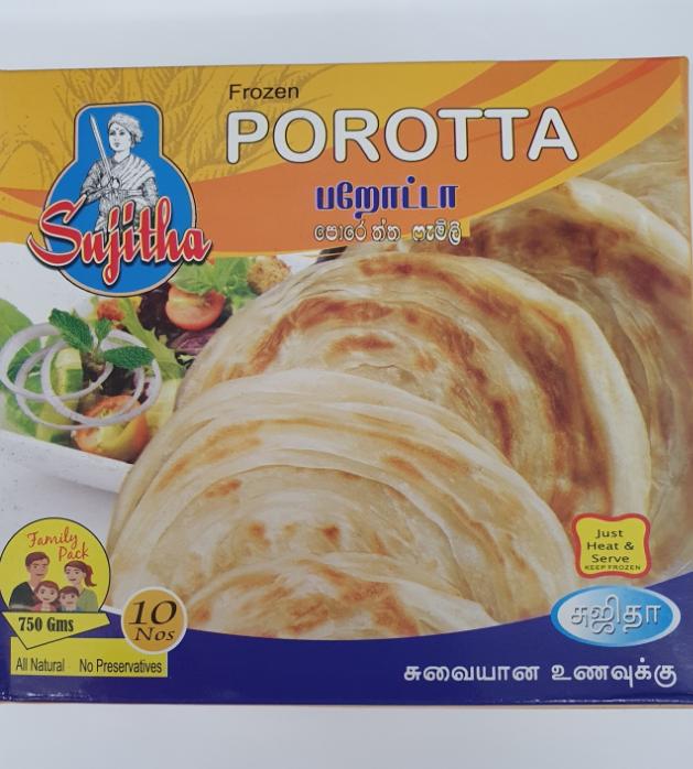Frozen Family-Paratha-Porotta-Tukwila online market Germany