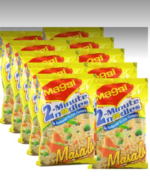 Maggi masala Noodles-10pkt-tukwila online market in germany
