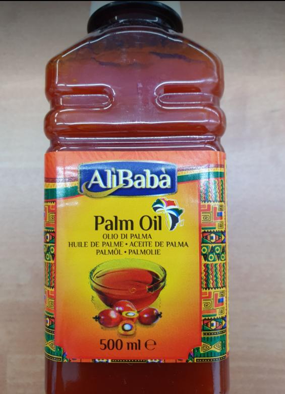 Palm Oil-4-500ml-Tukwila Online Market