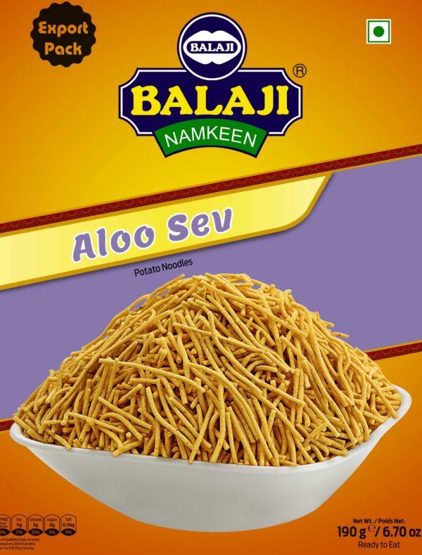 Balaji-Aloo Sev 190g-Tukwila Online Market