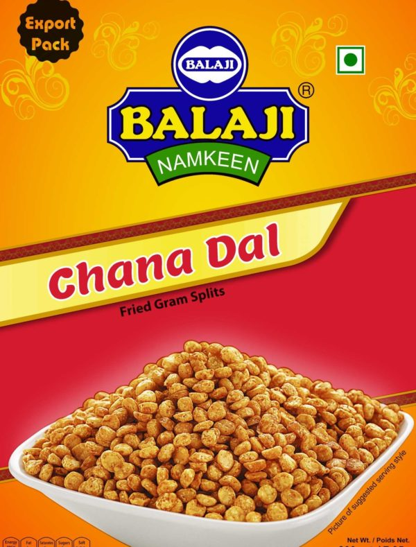Balaji Chana Dal 200 g-Tukwila Online Market
