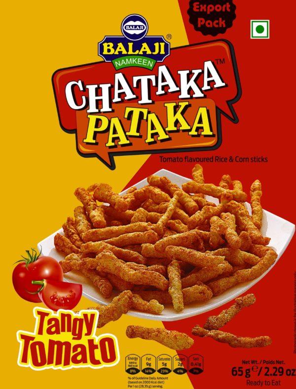 Balaji Chataka Pataka Tangy Tomato 65 g-Tukwila Online Market