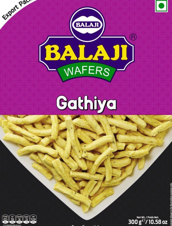 Balaji Gathiya 300g-Tukwila Online Market
