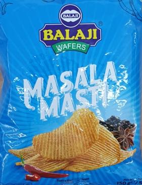 Balaji Masala Masti-Potato chips-Tukwila online Market in Germany