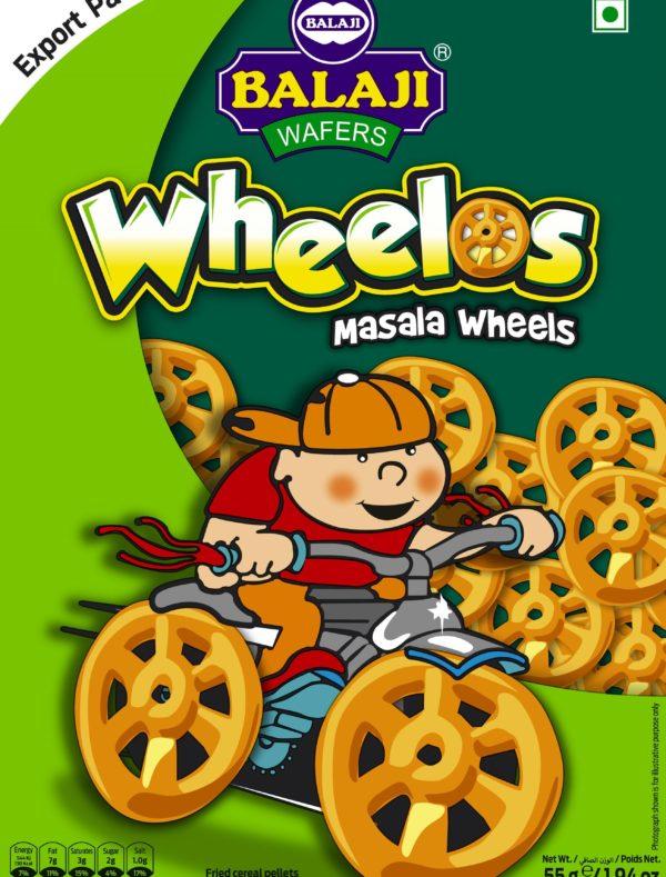 Balaji Masala Wheelos 55g-Tukwila Online Market