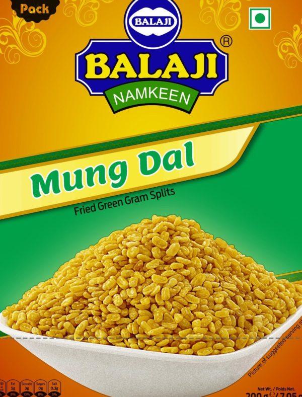 Balaji Mung dal 200 g-Tukwila Online Market