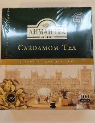 Ahmad Cardamom Tee Tee -200g-100bags-1-Tukwila online Market in Germany