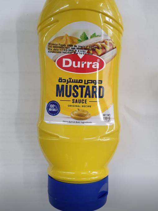 Durra Mustard Sauce-halal-1-Tukwila online Market in Germany